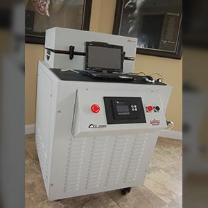 ELI-1000 Testing Chamber